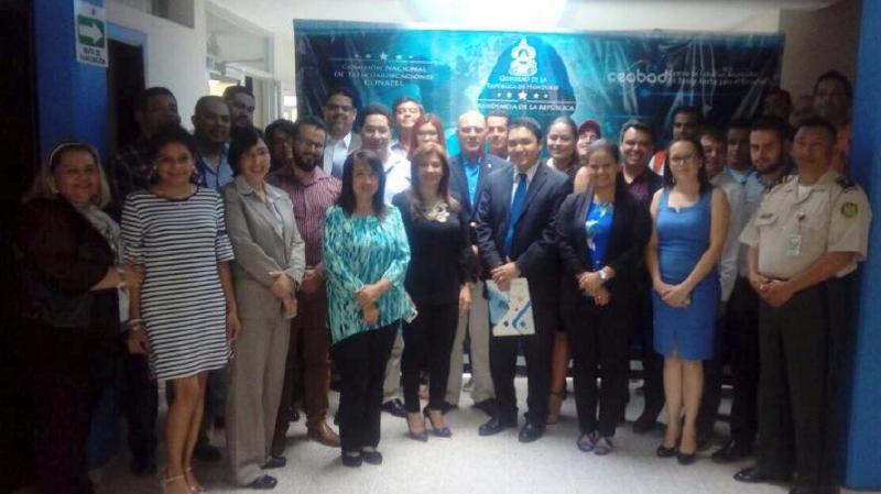 "HONDURAS – CONATEL – TALLER LOCAL: ""CIBERSEGURIDAD COMO ESTRATEGIA NACIONAL"""