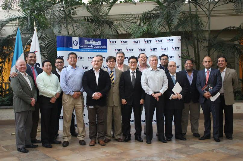 "GUATEMALA – SIT – TALLER LOCAL: ""PLAN NACIONAL DE BANDA ANCHA"""