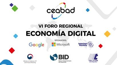 VI Foro Regional – Economía Digital