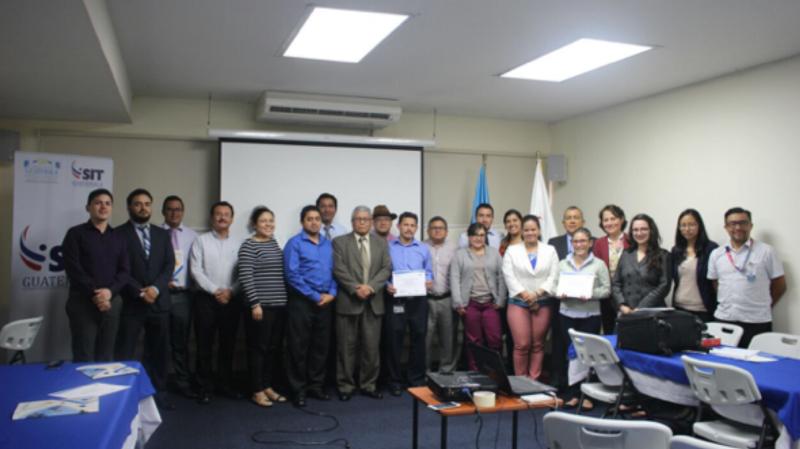 """GUATEMALA – SIT – TALLER LOCAL: """"DESPLIEGUE Y OPERACIÓN DE REDES DE BANDA ANCHA"""""""