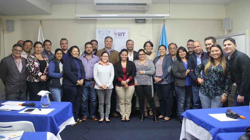 """GUATEMALA – SIT – TALLER LOCAL: """"INDUSTRIA MÓVIL Y ECONOMÍA DIGITAL"""""""